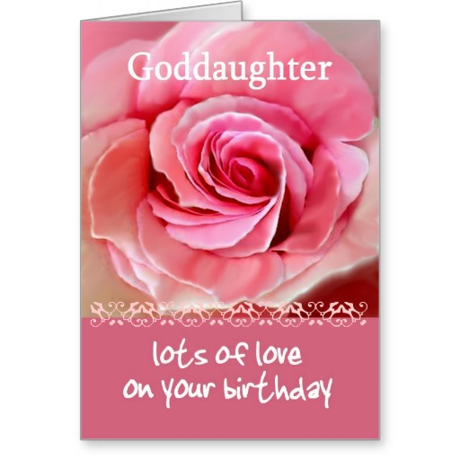 Inspirational Birthday Quotes For Goddaughter: Birthday Quotes For Goddaughter. QuotesGram