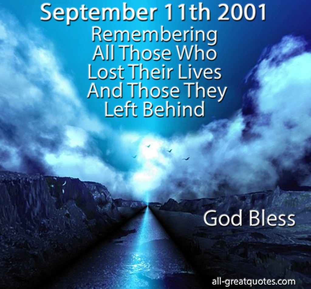 how i remember september 11 2001 Always remember september 11, 2001 552 me gusta honoring those who didn't come homeand those that did.
