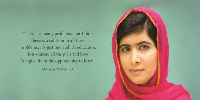 I Am Malala Quotes. Qu...
