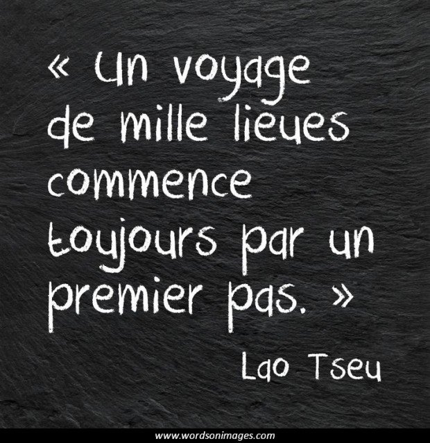 Famous French Quotes With English Translation: Inspirational Quotes In French. QuotesGram