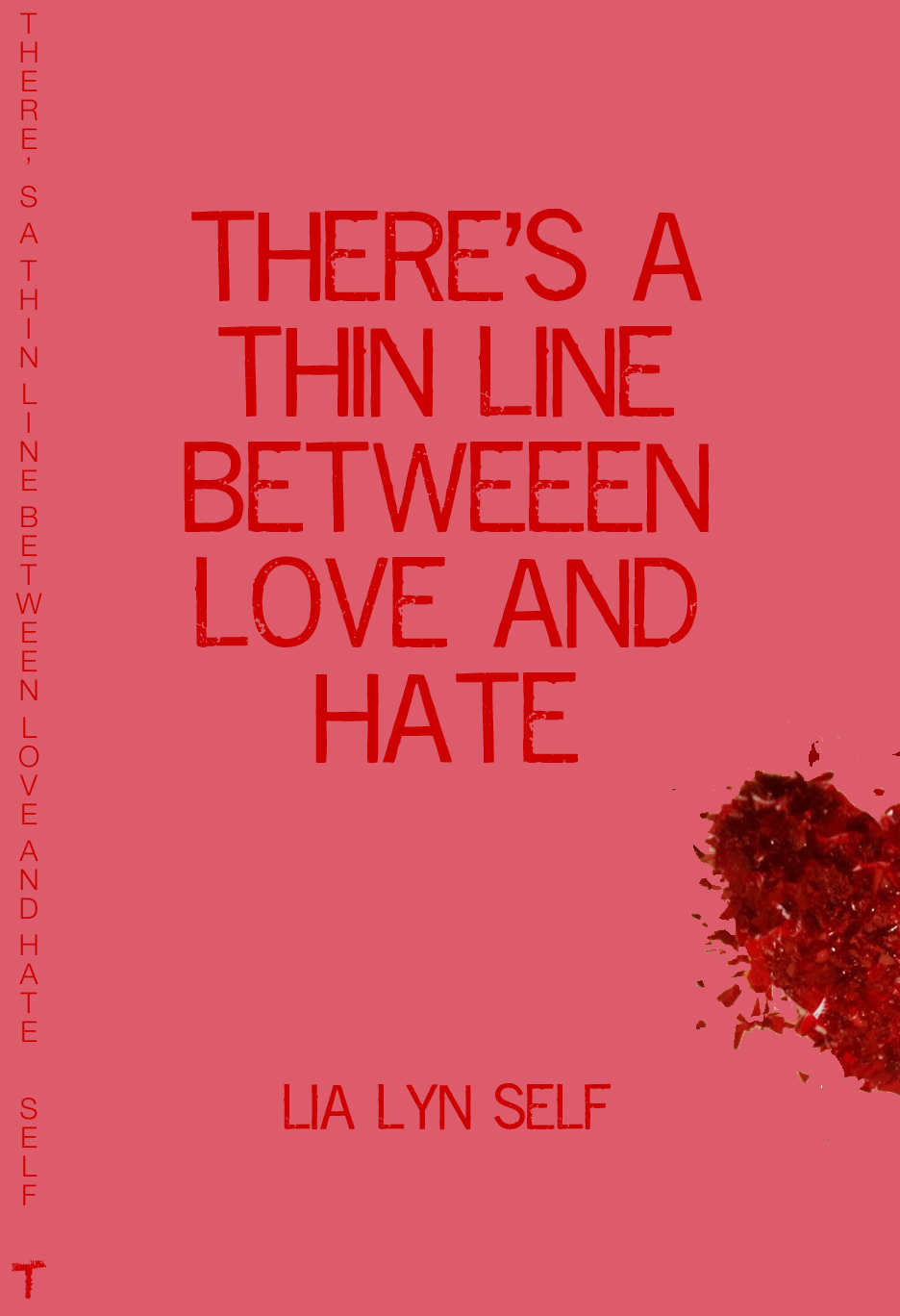 relationship between love and hate quotes hatred