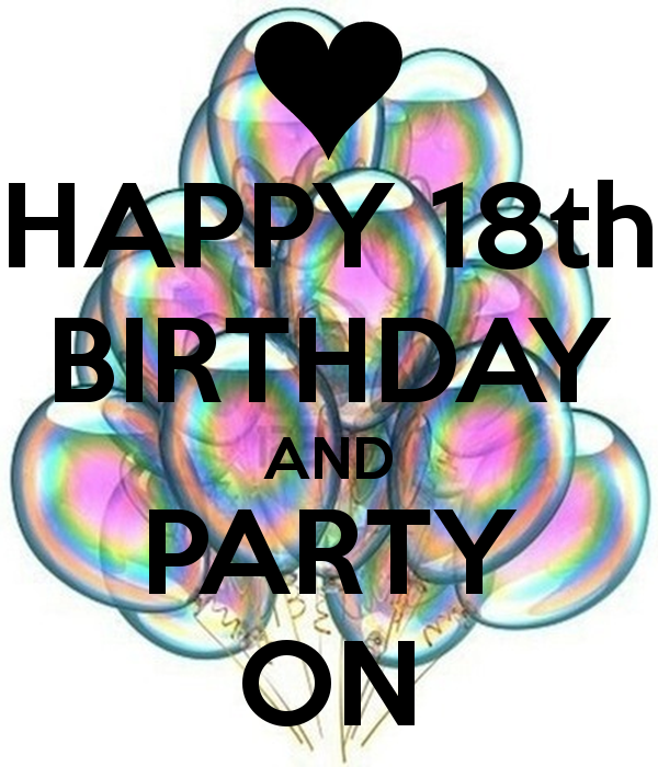 Funny Quotes For Her Birthday Quotesgram: Happy 18th Birthday Quotes Funny. QuotesGram