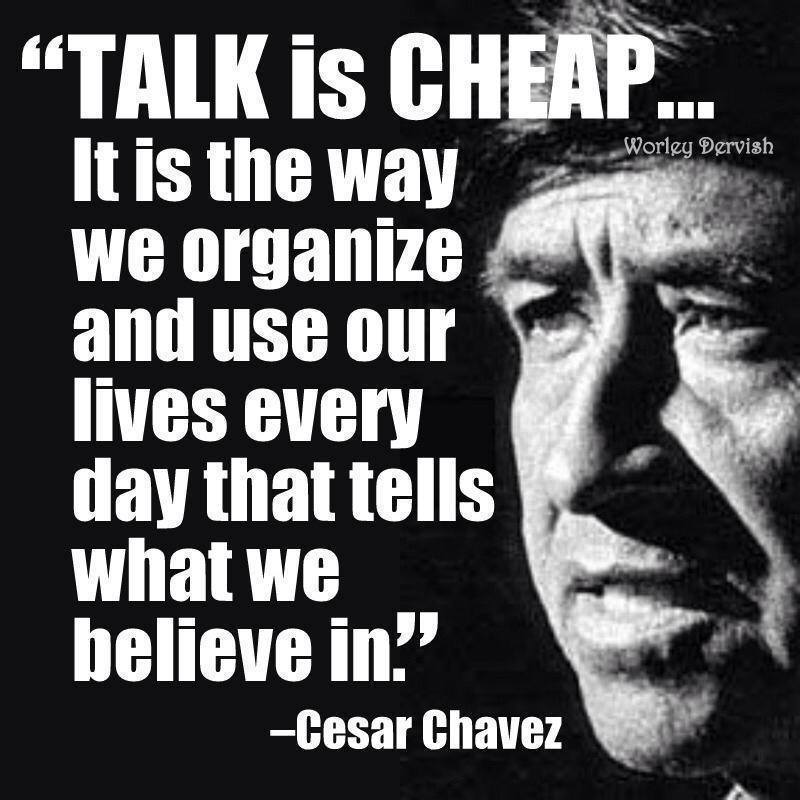 the life and work of cesar chavez Discover cesar chavez famous and rare quotes  you will discover a whole new life full of meaning and love cesar chavez  people can work together,.