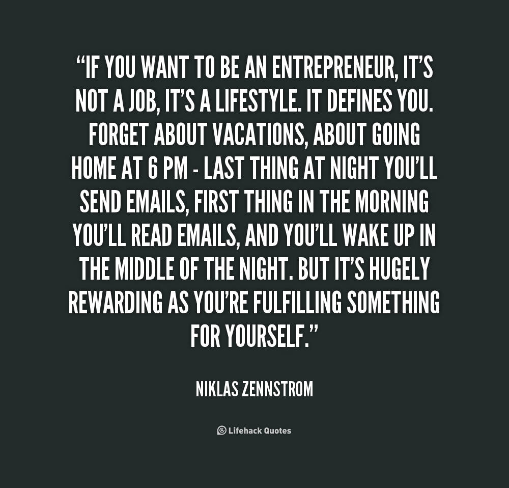 Entrepreneur Quotes: Entrepreneurs Quotes. QuotesGram