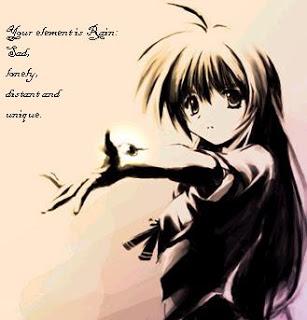 Depression Quotes Really Sad Anime Quotesgram