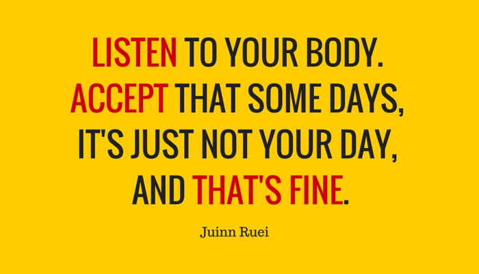 Accept Your Body Quotes. QuotesGram