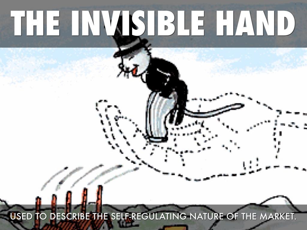 Unsichtbare Hand Smith