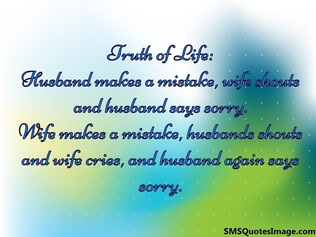 Sorry Husband Quotes. QuotesGram