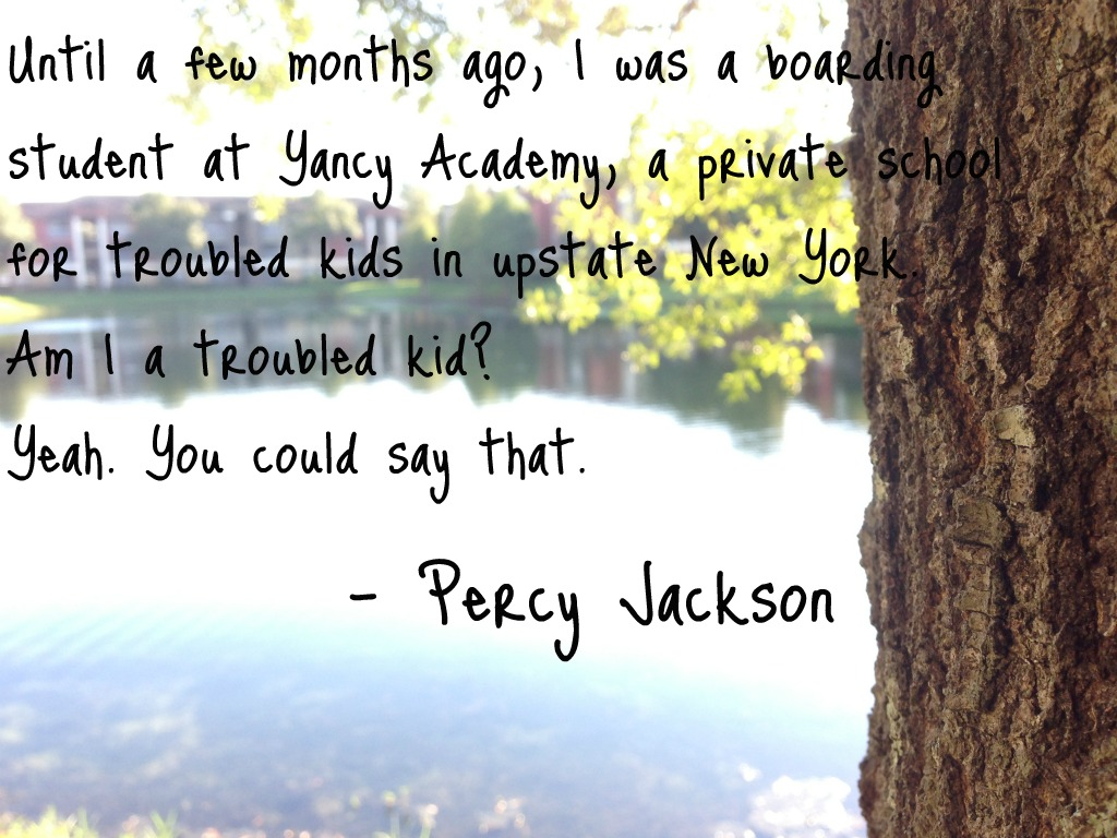 Funny Percy Jackson Quotes. QuotesGram