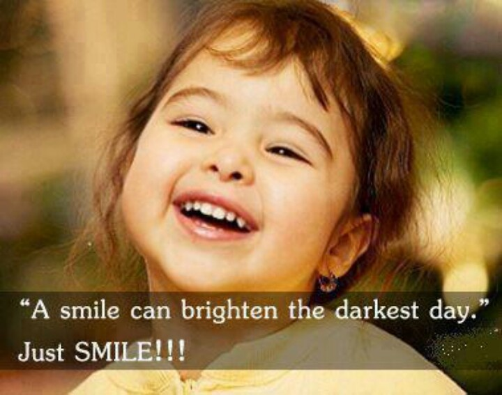 Cute quotes smile for babies 120+ Sweetest