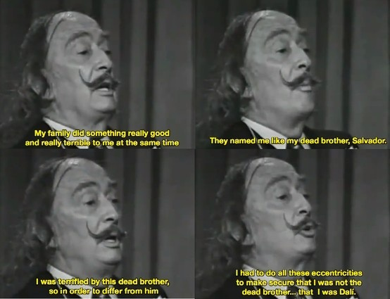 an introduction to the life of salvador felipe jacinto dali i domenech Salvador domingo felipe jacinto dalí i domènech, 1st marquis of púbol (may 11 , 1904  dalí was introduced to america by art dealer julian levy in 1934, and  the  in 1942, he published his autobiography, the secret life of salvador dalí.