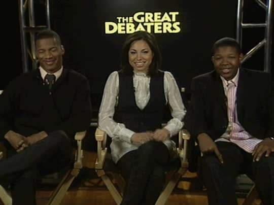 leadership in the great debaters Video archive videos featuring the great debaters hall of champions national champions from wiley college  news archive team history the story that started it all.