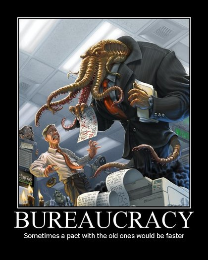 Funny Quotes About Bureaucracy  Quotesgram