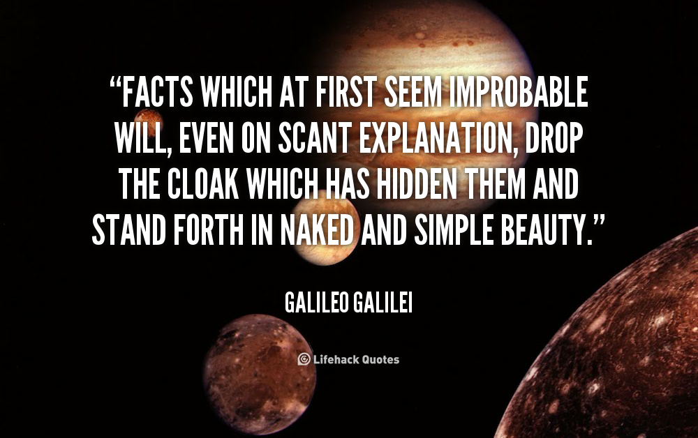 an introduction to the life and work of galileo galilei Italian astronomer galileo galilei made a number of inventions and discoveries that galileo worked with pendulums in his life he published work on the.