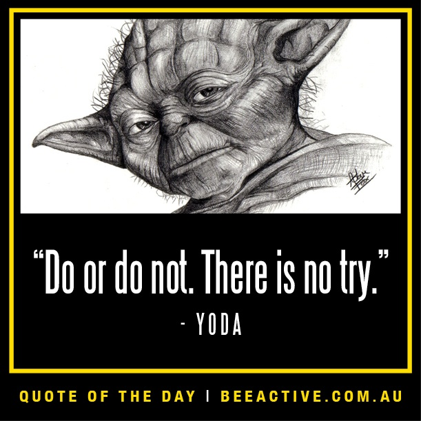 Yoda Quote Try Not: Funny Yoda Quotes Of Wisdom. QuotesGram