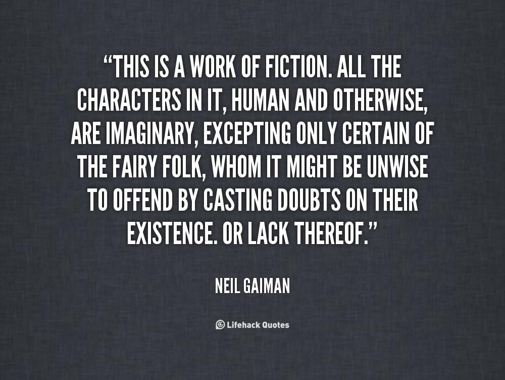 Neil Gaiman Quotes. QuotesGram