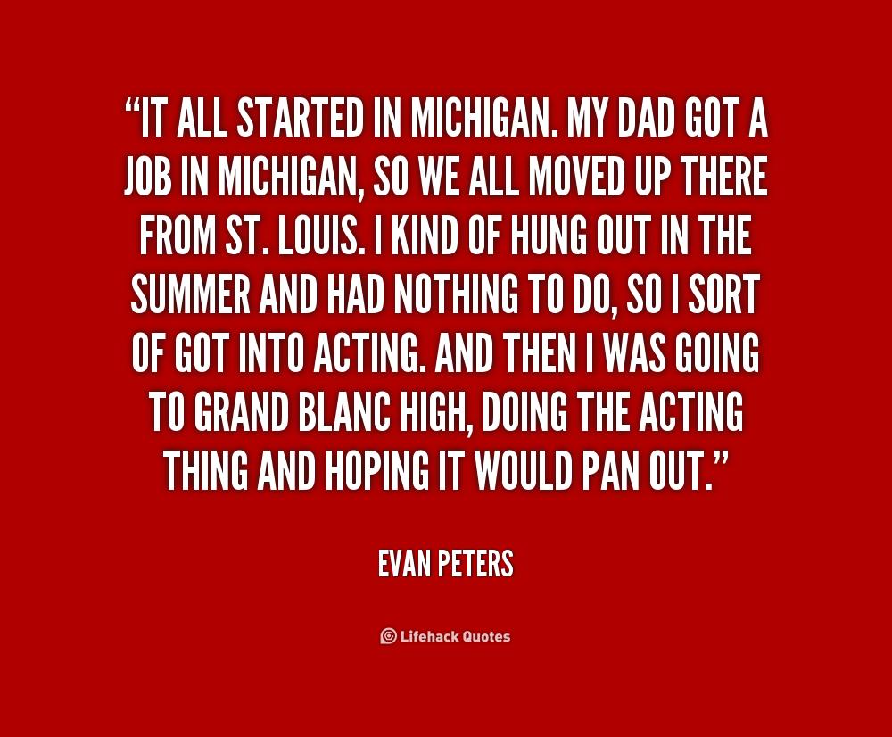 Funny Michigan Quotes Quotesgram