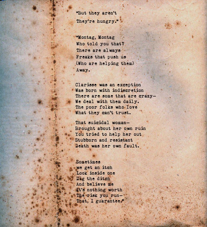 Quotes From Fahrenheit 451: Fahrenheit 451 Beatty Quotes. QuotesGram