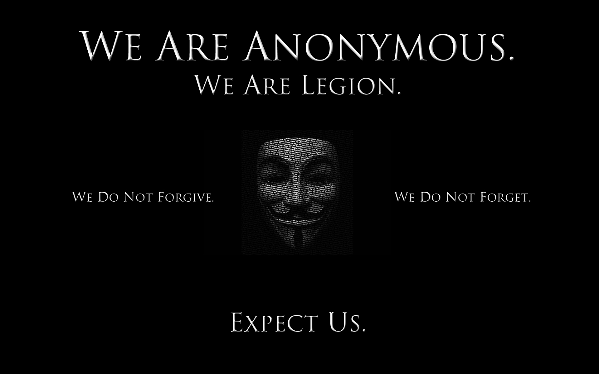 Anonymous Hackers Quotes. QuotesGram