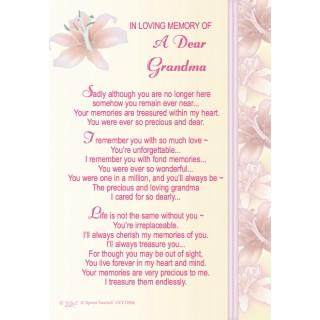 Grandmother Death Poems