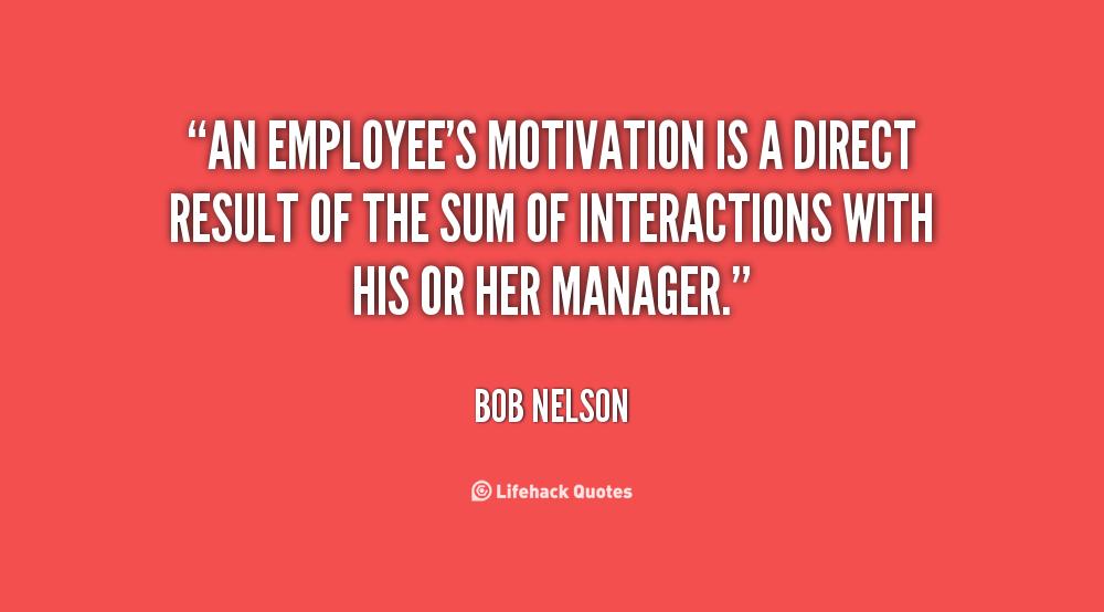 Boss employee relationship - 3 part 8