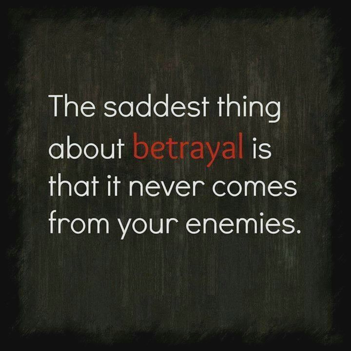 Quotes And Sayings: Betrayal Quotes And Sayings. QuotesGram