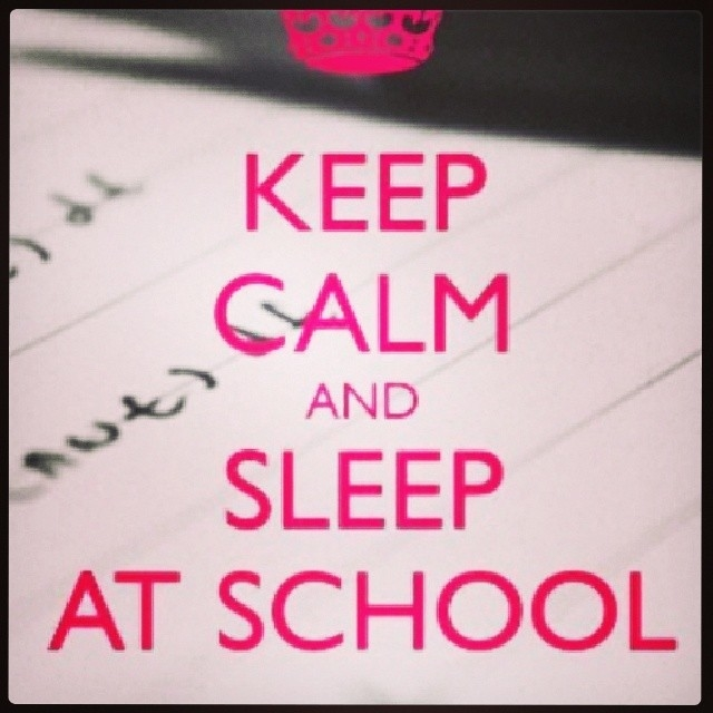 Quotes About Love: Keep Calm School Quotes. QuotesGram