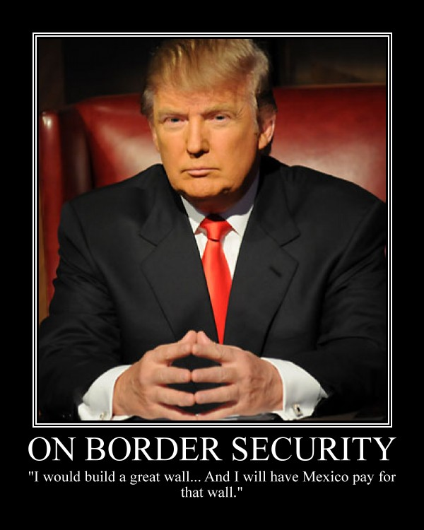 Trump On Mexicans Quotes. QuotesGram