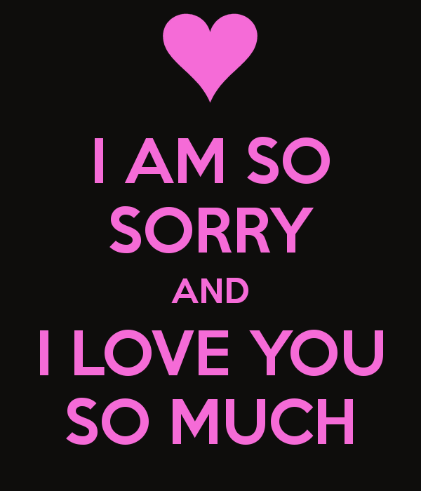 I Am So Sorry Quotes Quotesgram