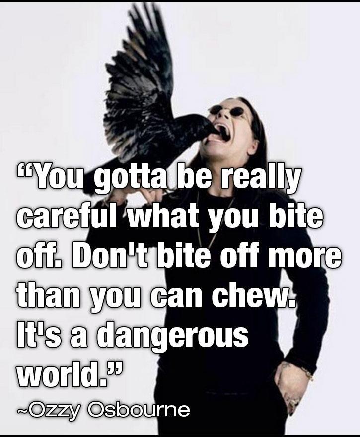 Bite Quotes: Careful I Bite Quotes. QuotesGram