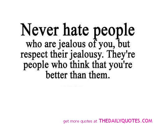 Funny Quotes About Jealous People. QuotesGram