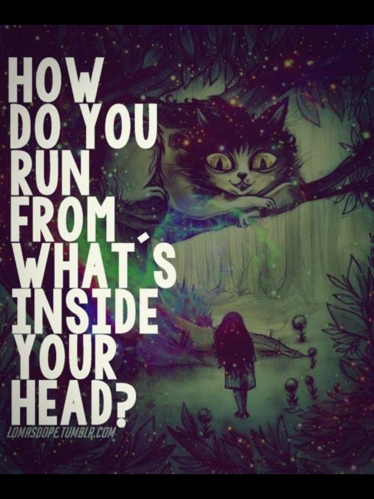 Dark Alice In Wonderland Quotes Quotesgram