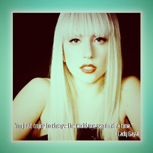 lady gaga quotes on bullying - photo #36