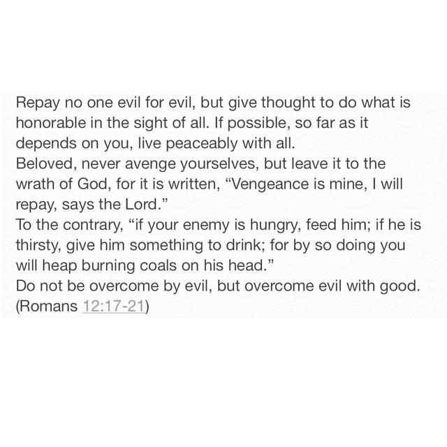 Bible Quotes Revenge: Evil Revenge Bible Quotes. QuotesGram