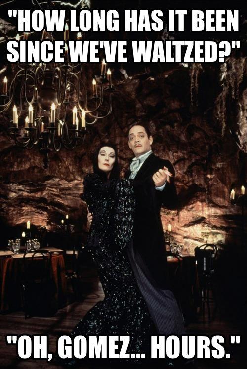 Quotes gomez love and morticia The Addams