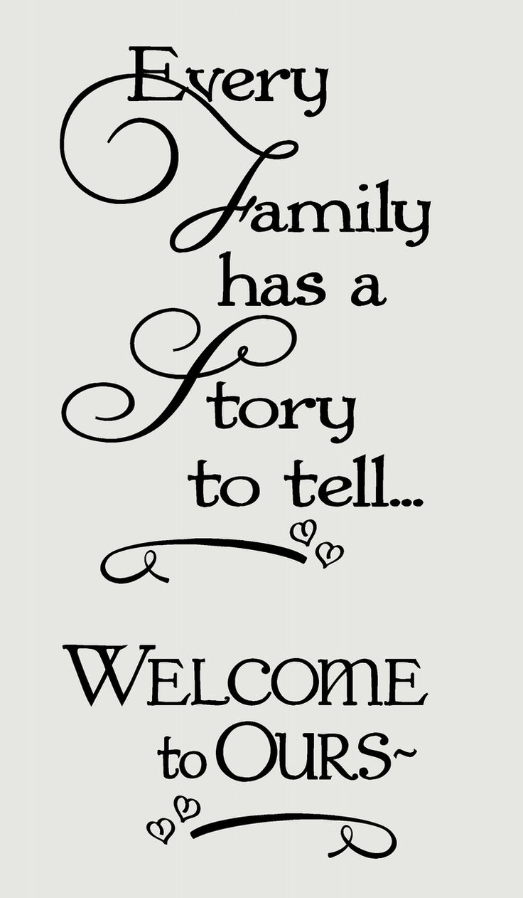 Quotes About Family: Cute Stick People Quotes. QuotesGram