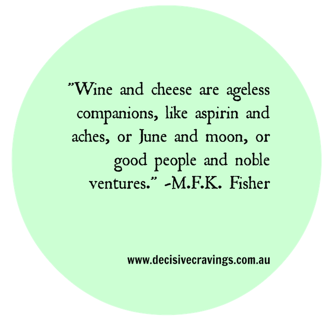 Quotes About Food And Wine. QuotesGram