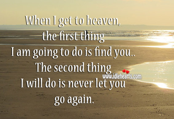 Quotes About Going To Heaven. QuotesGram