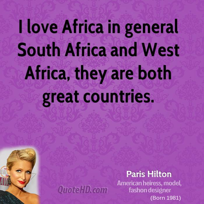 South Africa Quotes: West Africa Quotes. QuotesGram