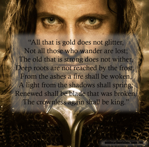 Rings With Quotes On Them Quotesgram: Love Quotes From Lord Of The Rings. QuotesGram