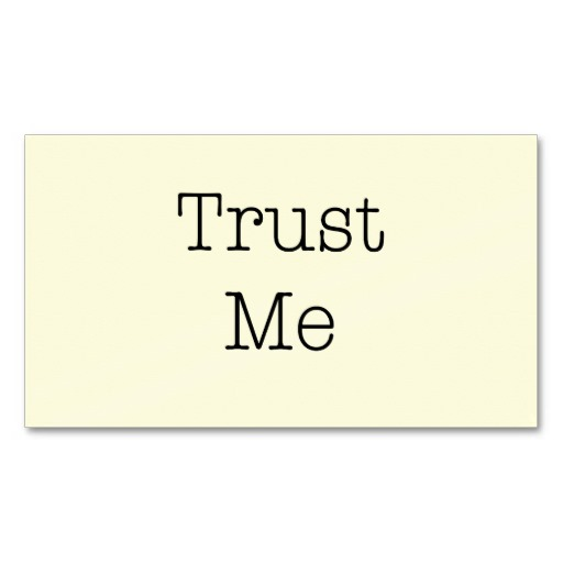 Trust In Business Quotes: Trust Quotes For Business. QuotesGram