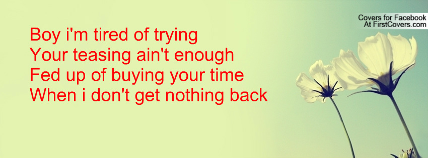 Im Fed Up Quotes Love. QuotesGram