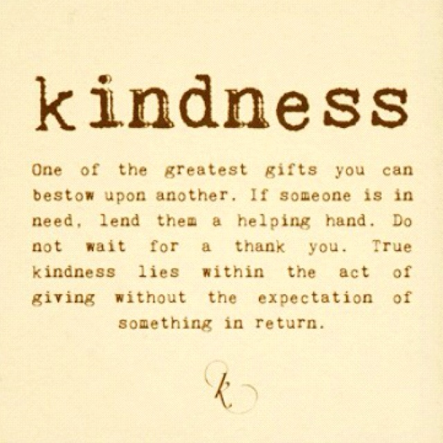 Thank You For Your Generous Gift Quotes: Pinterest Quotes About Kindness. QuotesGram
