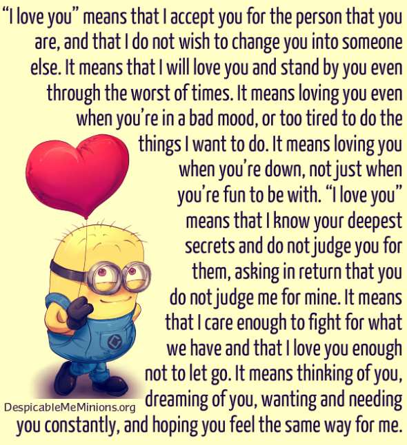 Sad I Miss You Quotes For Friends: Minions I Miss You Quotes. QuotesGram
