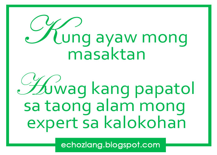 Goodbye High School Quotes Tagalog: Goodbye In Tagalog Quotes. QuotesGram