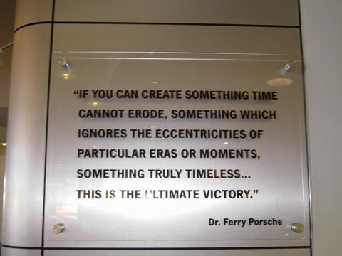 Dr Ferdinand Porsche Quotes