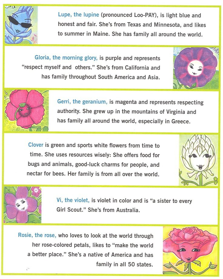 Quotes For Girl Scout Daisies. QuotesGram