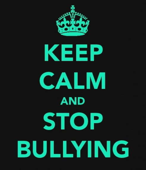 No Bullying Quotes. QuotesGram No Bullying Slogans