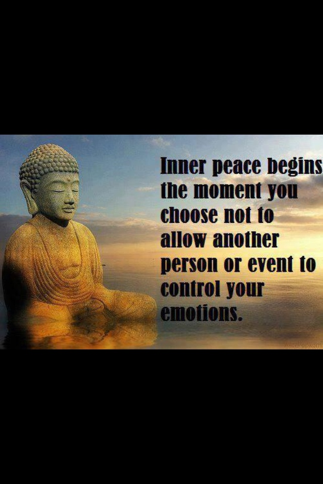 buddhist quotes on inner peace quotesgram