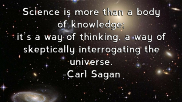 Larry Wall Science Quotes: Carl Sagan Science Technology Quotes. QuotesGram